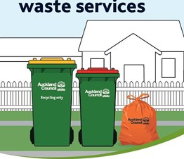 Waiheke waste services guide cover